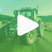 video lisovanie sena slamy