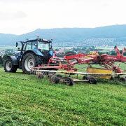 zhrňovanie agro sluzba